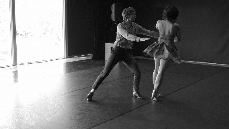 Entrainement dansé au CDCN- Le Pacifique de Grenoble